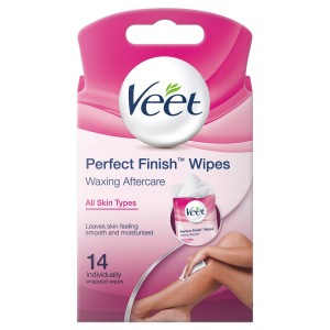 Veet Perfect Finish Wipes